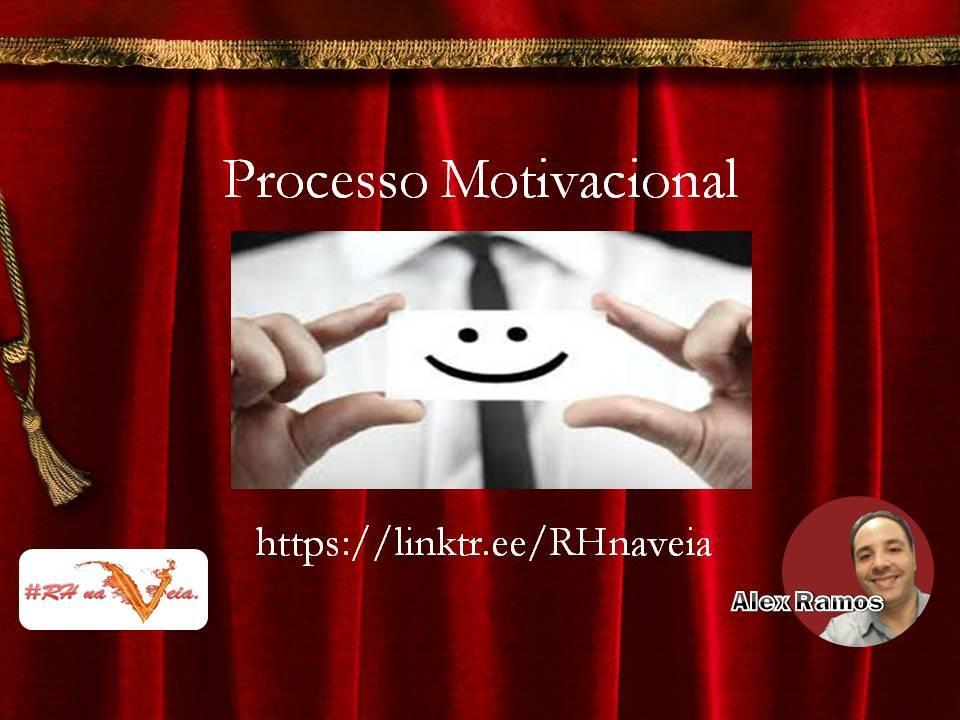 Processo motivacional