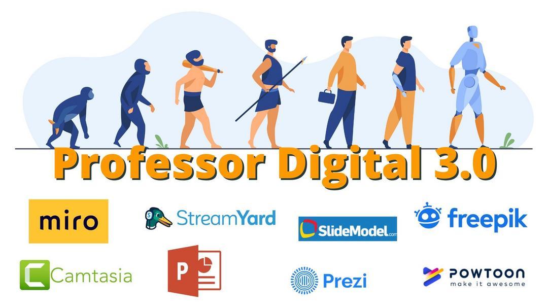 O que é um profissional digital 3.0?